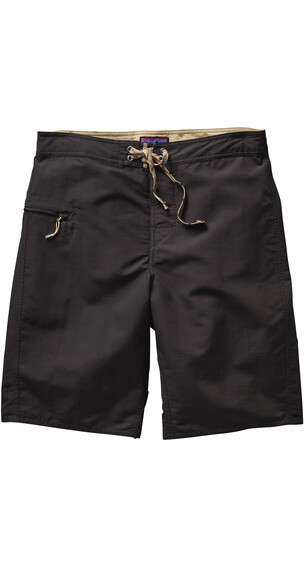 Patagonia M's Solid Wavefarer Board 21in Shorts Black